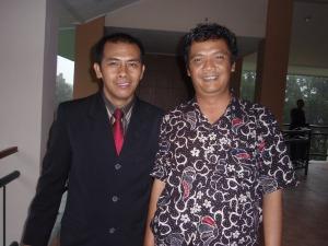 Syukur Nababan & W D Widodo