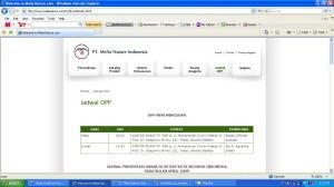 Jadwal OPP di Seluruh Indonesia - GRATISSS !!!!