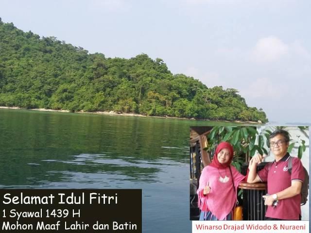 Selamat Idul Fitri 1439 H-eni